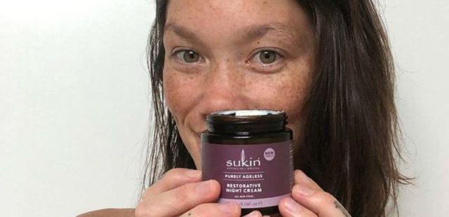 Purely Ageless της Sukin! Αντιγήρανση  σε 14 ήμερες