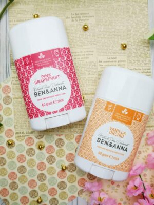 ben and anna deodorants