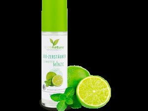 Cosnature Αποσμητικό Σπρέι Lime Και  Μέντα / Deodorant Spray Lime And Mint