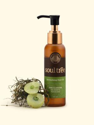 SoulTree – Θρεπτικό Έλαιο Μαλλιών / Nourishing Hair Oil