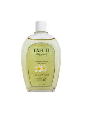 Tahiti Organics – Εξωτικό Έλαιο Μονόι με Πλουμέρια / Frangipani Monoi