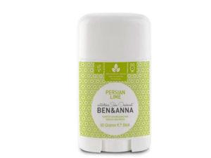 Ben & Anna Deodorants – Φυσικό Αποσμητικό Stick Persian Lime με Λάιμ