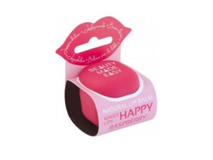 Beauty Made Easy – Βάλσαμο Χειλιών / Lip Balm RASPBERRY
