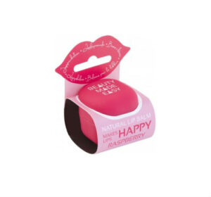 Beauty Made Easy - Βάλσαμο Χειλιών / Lip Balm RASPBERRY
