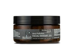 Sukin – Μάσκα Εξισορρόπησης Προσώπου / OIL BALANCING Anti-pollution Facial Masque