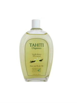 Tahiti Organics – Έλαιο Μονόι με Άρωμα Βανίλιας / Vanilla Monoi