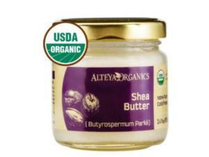 Alteya Organics Βιολογικό Βούτυρο Καριτέ Organic Shea Butter