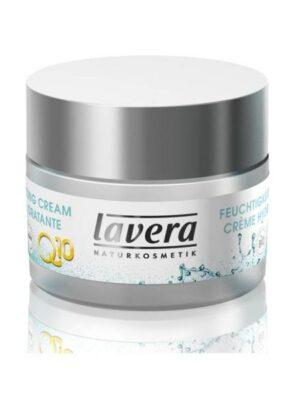 lavera Basis Sensitiv Q10 Ενυδατική Αντιγηραντική Κρέμα Προσώπου 50ml-Q10_LAVERA_BASIS