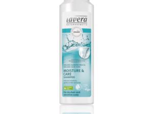 Lavera Σαμπουάν Basis Φροντίδας & Ενυδάτωσης / Moisture & Care Shampoo 250ml