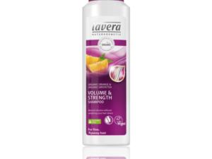 Lavera Σαμπουάν για Δύναμη & Όγκο / Volume Strength shampoo 250ml