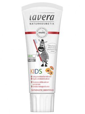 Lavera Παιδική Οδοντόκρεμα Basis (Χωρίς Φθόριο) -Lavera Kid's ToothGel 75ml