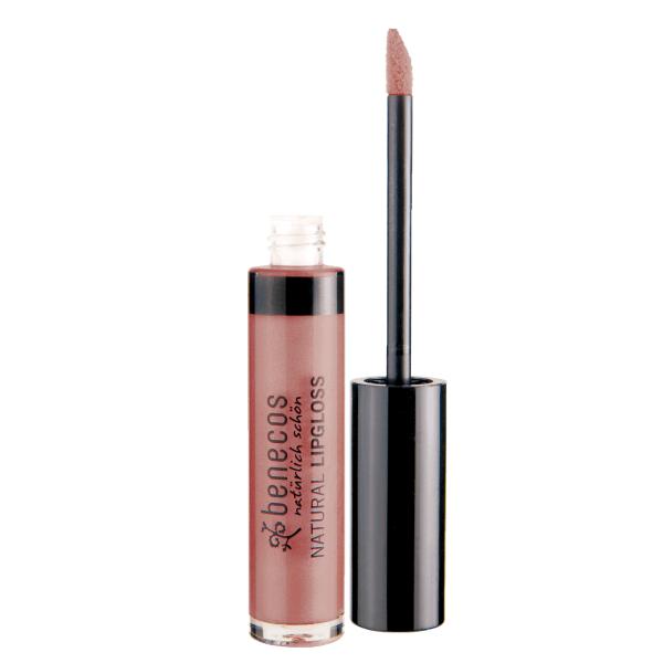 Benecos Lip gloss Natural Glam 5ml,Απλα Είναι Τέλεια