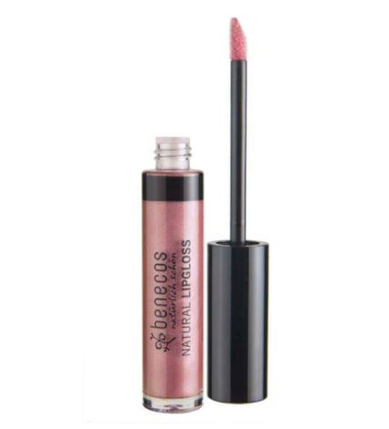 Benecos - Lipgloss Rose 5ml