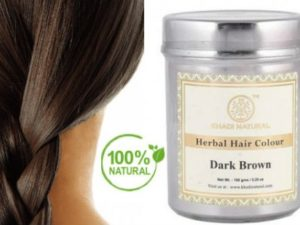 DARK-BROWN-Khadi Natural – Φυτική Βαφή Μαλλιών ΣΚΟΥΡΟ ΚΑΣΤΑΝΟ