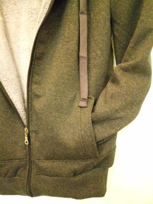 Body-move-wolf-jacket-Ανθρακι-Unisex-Με-Εσωτερική-Γούνα