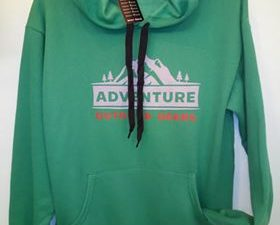 bodymove hoodie fouter adventure