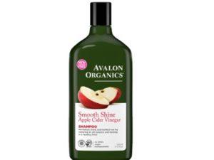 Avalon Organics – Σαμπουάν με Μηλόξυδο, Τσουκνίδα, Αργκάν & Μπαμπασού Απαλότητα & Λάμψη