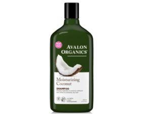 Avalon Organics – Σαμπουάν Moisturizing Coconut με Καρύδα , Πρωτεϊνες Κινόα, Αλόη και Χαμομήλι Για ενυδατωμένα, υγιή μαλλιά που λάμπουν!