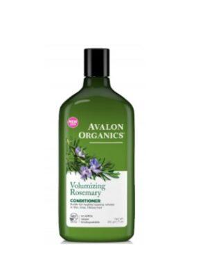 Conditioner με Δεντρολίβανο για Λεπτά Μαλλιά χωρίς Όγκο Avalon Organics