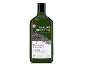Avalon Organics – Σαμπουάν με Λεβάντα Ιδανικό για Κανονικά & Ξηρά Μαλλιά