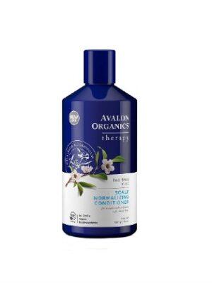 Θεραπευτικό Conditioner Μαλλιών Tea Tree Mint Therapy με Τεϊόδεντρο & Μέντα Avalon Organics