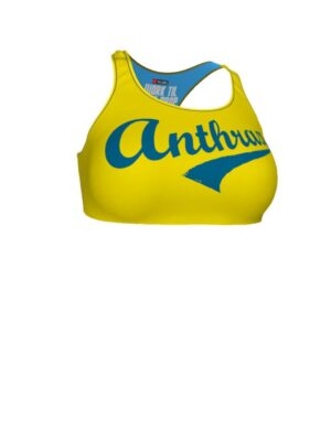 Canary – Crop Top Anthrax Mashines