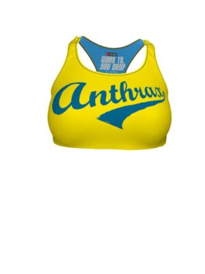 Canary - Crop Top Anthrax Mashines