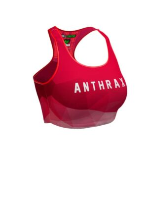 Flamingo – Crop Top Anthrax Mashines