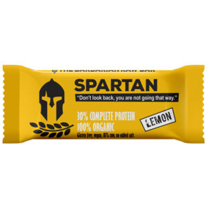 Nomadi Foods The Barbarian Raw Bar -Lemon-Spartan
