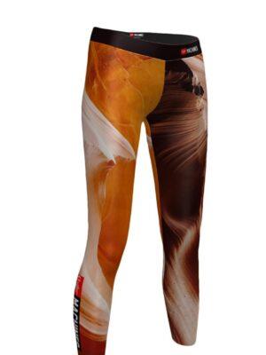 Martian Fitness Leggings Anthrax Sportswear