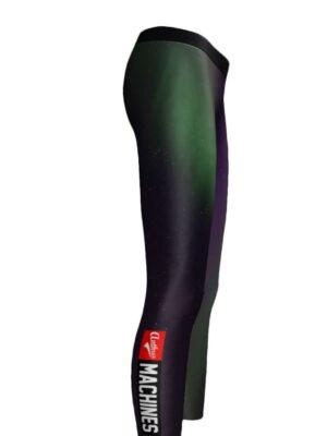 Milky WayFitness Leggings Anthrax Sportswear