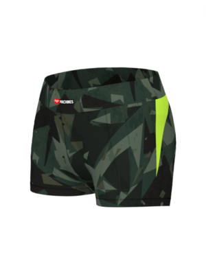 Camo Compression Shorts Anthrax Mashines