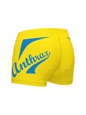 Canary Compression Shorts Anthrax Mashines