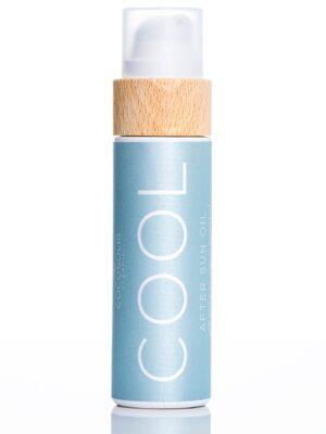 COOL After Sun Oil Έλαιο για μετά τον Ήλιο Cocosolis Organic 110ml