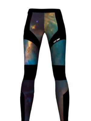 Exo Space Fitness Leggings Anthrax Sportswear