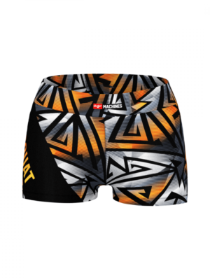Fire Blade Compression Shorts Anthrax Mashines