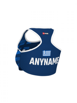Hellas National Team Fitness Top Anthrax Mashines