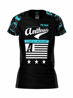 FW 2K20 Pro-Fit T-Shirt Anthrax Mashines