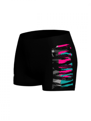 Instict Compression Shorts Anthrax Mashines