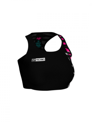 Instict Fitness Top Anthrax Mashines