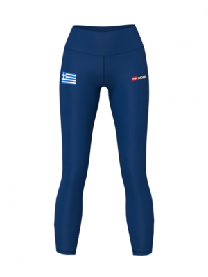 Hellas National Team Fitness Leggings Anthrax Sportswear
