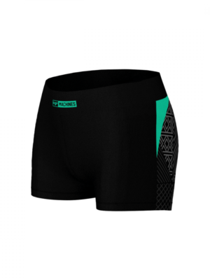 UNB Fragments Compression Shorts Anthrax Mashines