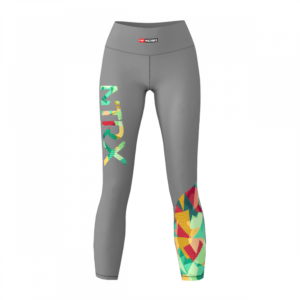 Vivid Blast Fitness Leggings Anthrax Sportswear