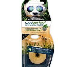 WOOBAMBOO! Eco Awesome Floss Mint Οδοντικό Νήμα με Γεύση Μέντα 37m