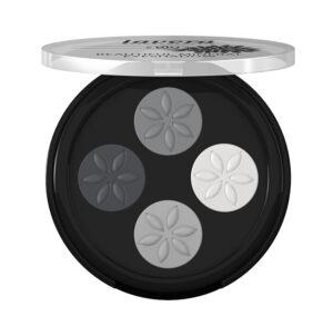 Τετραπλή Σκιά Νο.1 Smokey Grey 4 x 0,8 gr Lavera