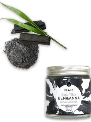 Οδοντόκρεμα Λεύκανσης Black 100ml Ben & Anna