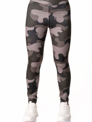 Bodymove Army Dry Fit Κολάν