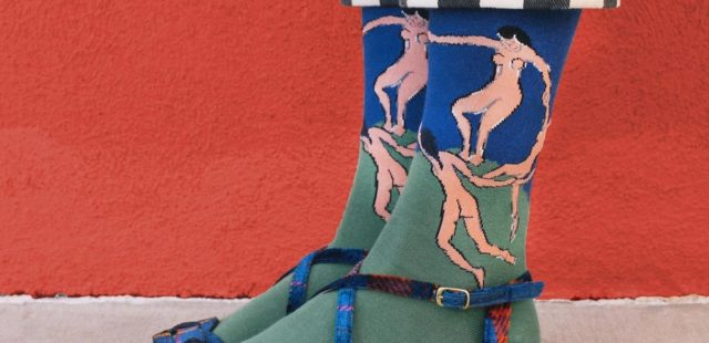 Κάλτσες Με Σχέδια Comic,Art ,Cartoon,Movie. Το Νέο Trend Που Θα Λατρέψετε